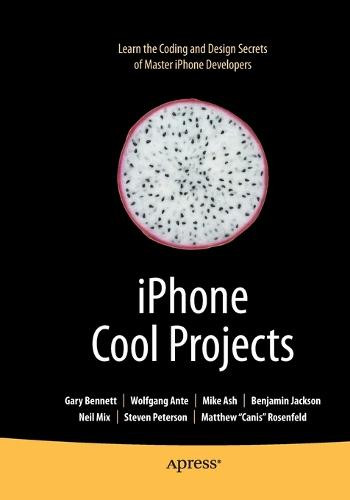 iPhone Cool Projects (Paperback)