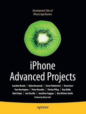 iPhone Advanced Projects (Paperback)