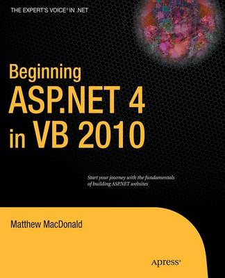 Beginning ASP.NET 4 in VB 2010 (Paperback)