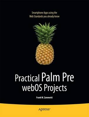 Practical Palm Pre webOS Projects (Paperback)