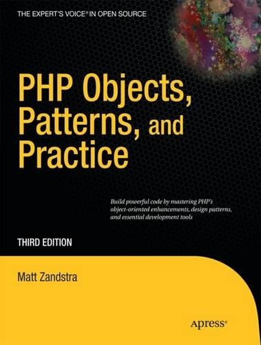 PHP Objects, Patterns and Practice (Paperback)