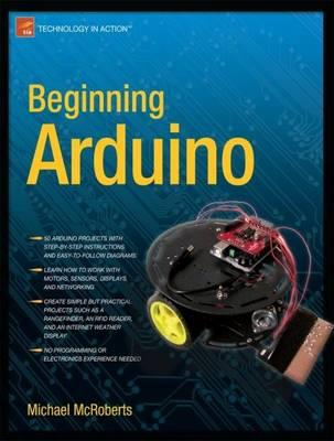 Beginning Arduino (Paperback)