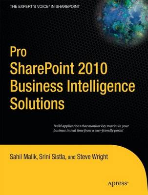 Pro SharePoint 2010 Business Intelligence Solutions (Paperback)