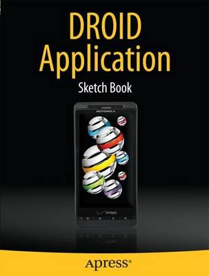 DROID Application Sketch Book (Paperback)