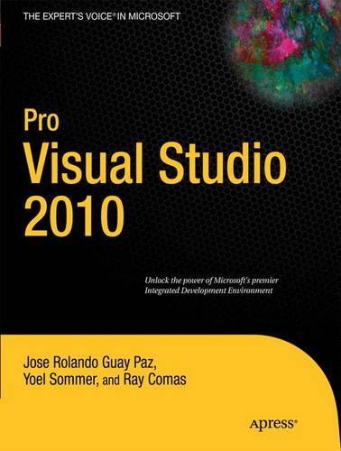 Pro Visual Studio 2010 (Paperback)