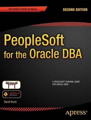 PeopleSoft for the Oracle DBA (Paperback)