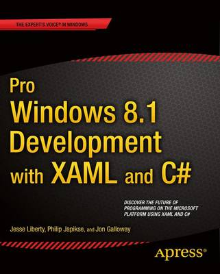 Pro Windows 8.1 Development with XAML and C# (Paperback)