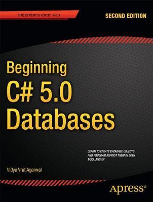 Beginning C# 5.0 Databases (Paperback)