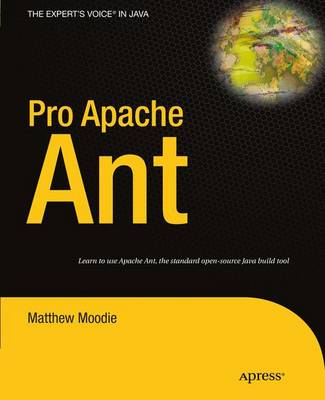 Pro Apache Ant (Paperback)