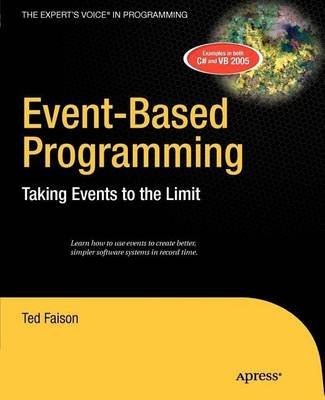 Event-Based Programming: Taking Events to the Limit (Paperback)