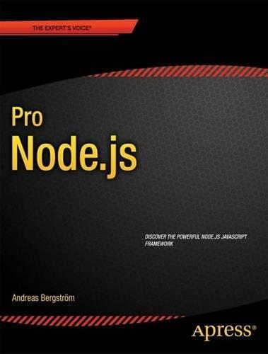 Pro Node.js 2014 (Paperback)