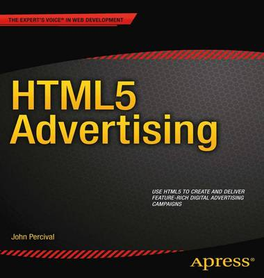 HTML5 Advertising (Paperback)