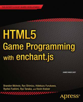 HTML5 Game Programming with enchant.js (Paperback)