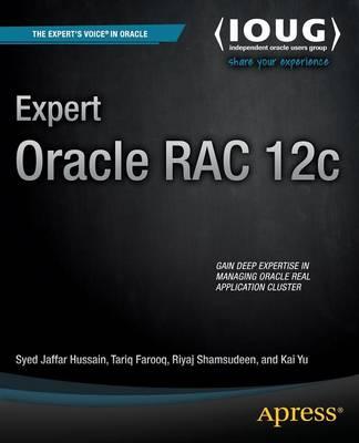 Expert Oracle RAC 12c (Paperback)