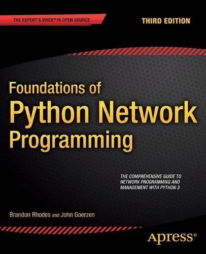 Foundations of Python Network Programming (Paperback)