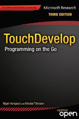 TouchDevelop: Programming on the Go (Paperback)