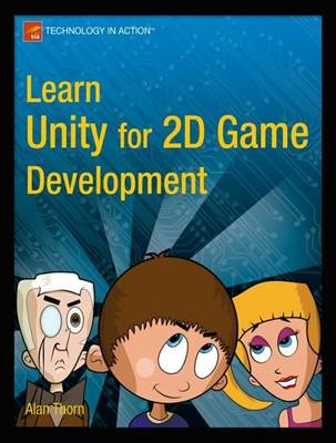 Learn Unity for 2D Game Development (Paperback)