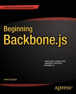Beginning Backbone.js (Paperback)