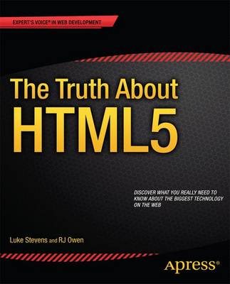 The Truth About HTML5 (Paperback)