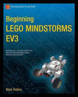 Beginning LEGO MINDSTORMS EV3 (Paperback)