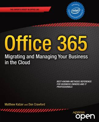 Office 365: Migrating and Managing Your Business in the Cloud (Paperback)