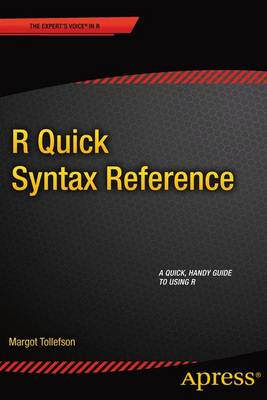 R Quick Syntax Reference (Paperback)