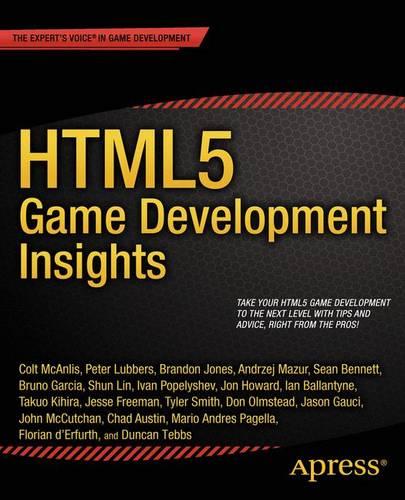 HTML5 Game Development Insights (Paperback)