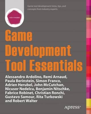 Game Development Tool Essentials (Paperback)