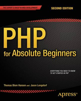 PHP for Absolute Beginners (Paperback)
