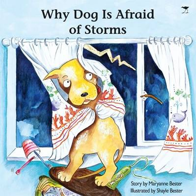 Why Dog Is Afraid of Storms (Paperback)