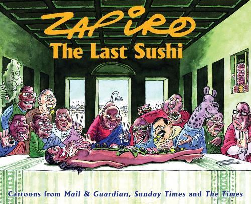 The last sushi (Paperback)