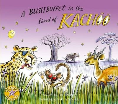 The leopard and bushbaby in the land of Kachoo - The land of Kachoo (Paperback)