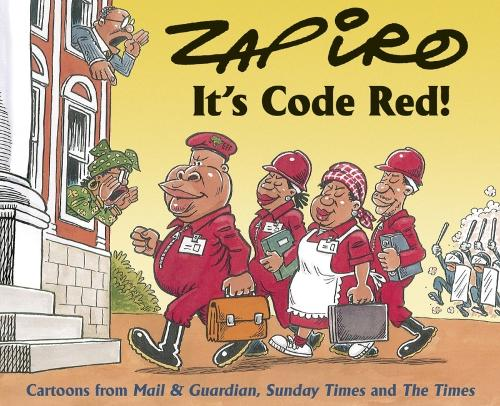 It's code red! (Paperback)