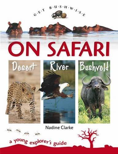 On Safari - river, bushveld, desert: A young explorer's guide (Paperback)