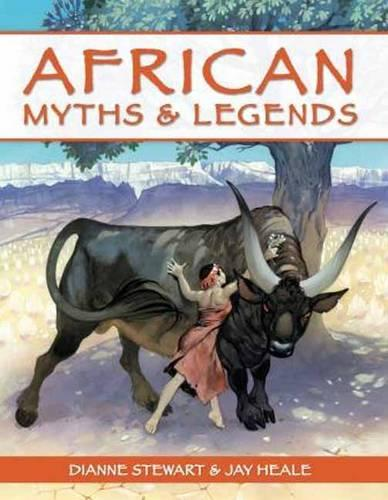 African myths & legends (Paperback)