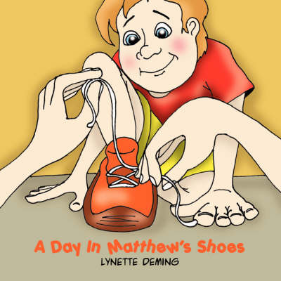 A Day In Matthew's Shoes (Paperback)