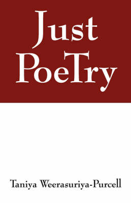 Just Poetry (Paperback)