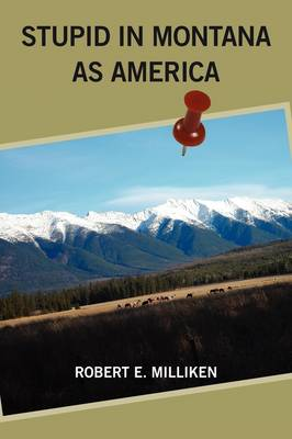 Stupid in Montana as America (Paperback)