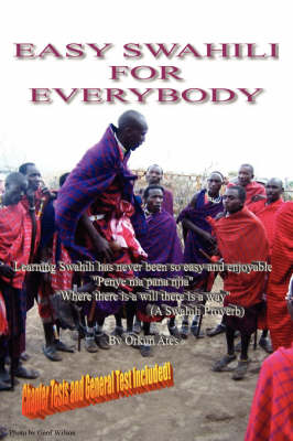 Easy Swahili for Everybody (Paperback)