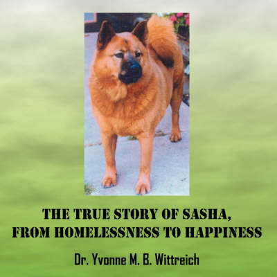 The True Story of Sasha, from Homelessness to Happiness (Paperback)