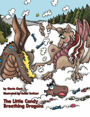The Little Candy Breathing Dragons (Paperback)