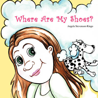 Where Are My Shoes? (Paperback)