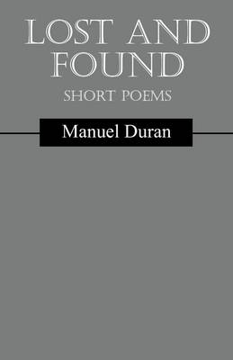 Lost and Found: Short Poems (Paperback)