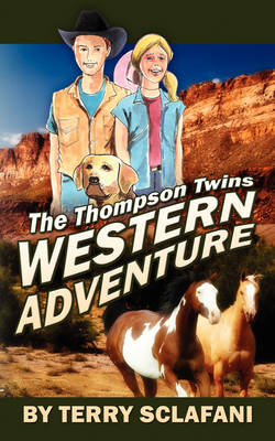 The Thompson Twins Western Adventure (Paperback)