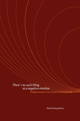 There's No Such Thing as a Negative Emotion (Paperback)
