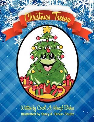 Christmas Treena (Paperback)