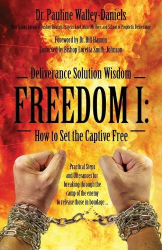 Deliverance Solution Wisdom - Freedom I: How to Set the Captive Free - Practical Steps and Utterances for Breaking Through the Camp of the Enemy to Re (Paperback)
