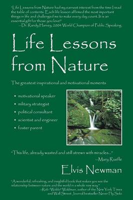 Life Lessons from Nature: Motivational Speaker, Military Strategist, Political Advisor, Scientist & Engineer, Foster Parent (Paperback)