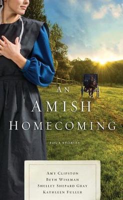 An Amish Homecoming (Hardback)