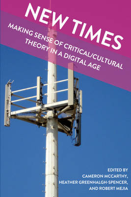 New Times: Making Sense of Critical/Cultural Theory in a Digital Age - Global Studies in Education 5 (Hardback)